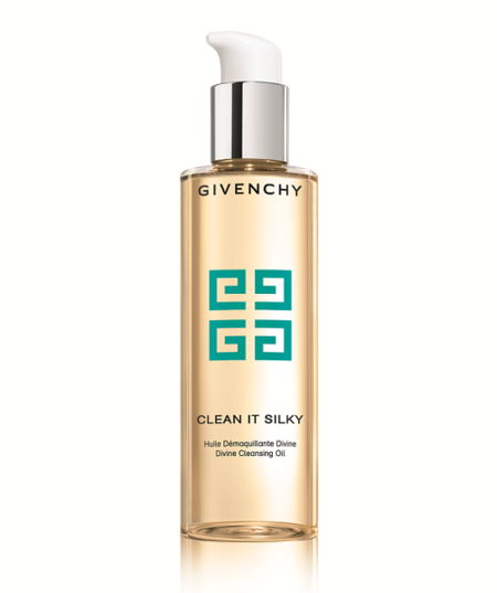 Los aceites desmaquillantes han llegado para quedarse: nuevo 'Clean It Silky' de Givenchy