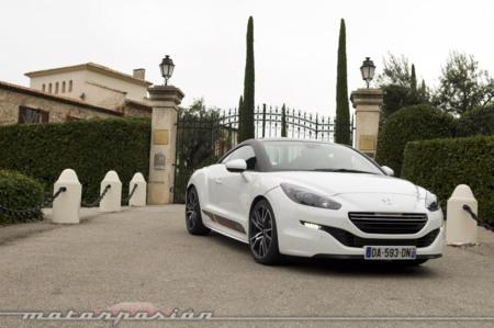 Peugeot RCZ R (contacto)