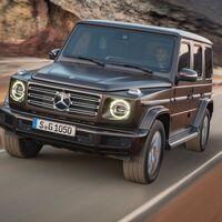 El concepto de la nueva Mercedes-Benz Clase G eléctrica viene en camino