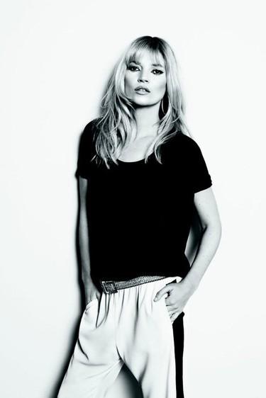 Primeras imágenes de Kate Moss para Mango