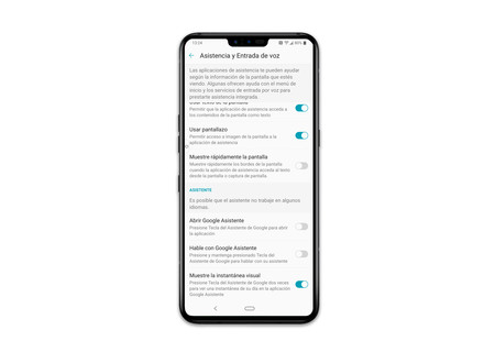 Lg V50 Thinq 5g Opciones Google Assistant