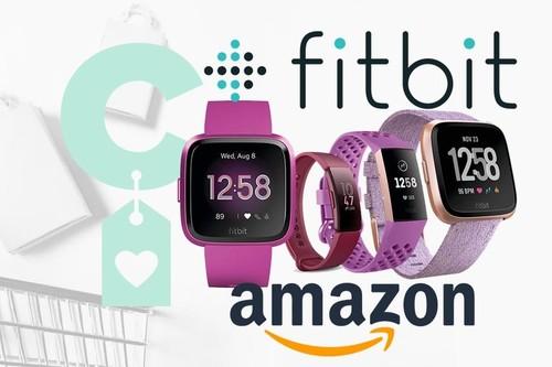 Relojes y pulseras Fitbit rebajados en Amazon: Versa, Versa Lite, Ionic, Charge 3 y Ace 2  a precios rebajados