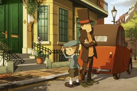 'El profesor Layton y la caja de Pandora', el popular juego de puzles de Nintendo DS, aterriza en iOS y Android