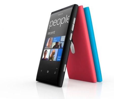 Primera actualización para Nokia Lumia 800 en dos semanas