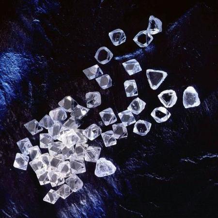 El precio a la baja de diamantes ha tocado fondo