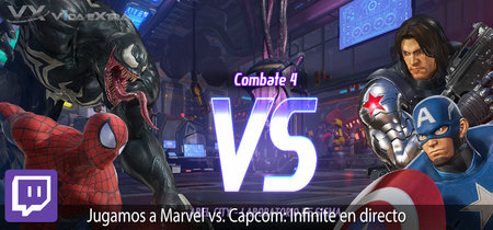 Jugamos en directo a Marvel vs. Capcom Infinite a las 19:30h (las 12:30h en Ciudad de México) [Finalizado]