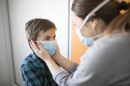Más de un tercio de los niños con Covid-19 son asintomáticos
