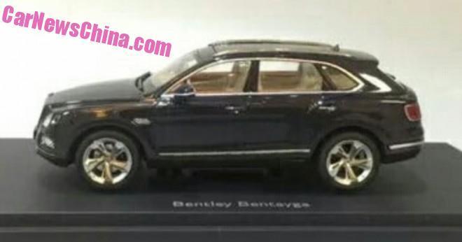 Bentley Bentyaga 1 6