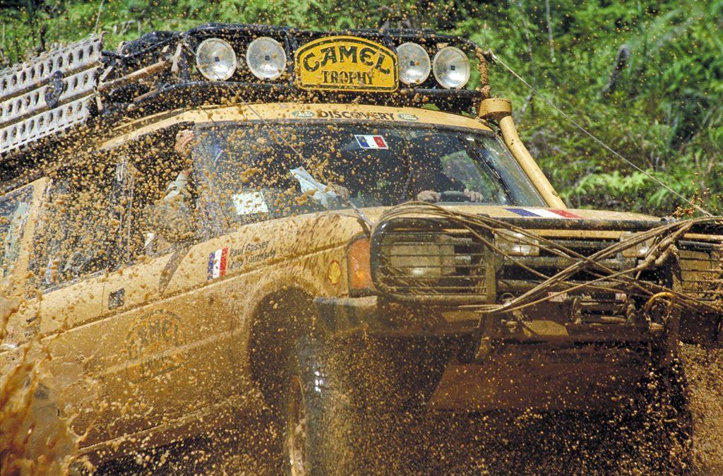 Foto de Land Rover Camel Trophy (1/8)