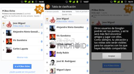 Google Maps se hace más social, llegan los puntos y clasificaciones a nuestros Check-ins