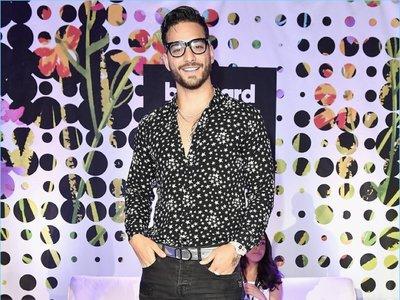 Maluma aparece ataviado en Saint Laurent y confirma la obsesión de los reggeatoneros por las grandes firmas de moda