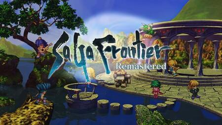 Anunciado SaGa Frontier Remastered, una versión mejorada de este clásico JRPG que regresará en verano de 2021