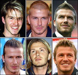 David Beckham: ¿belleza natural o producto comercial?