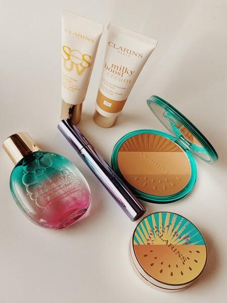 Estos son nuestros seis cosméticos de maquillaje preferidos de Clarins para esta primavera