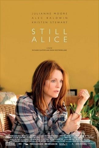 'Siempre Alice', tráiler y cartel