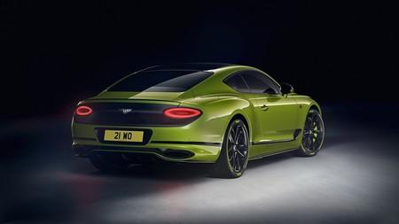 Primer Bentley Pikes Peak Continental Gt By Mulliner Sale De La Linea De Produccion 6