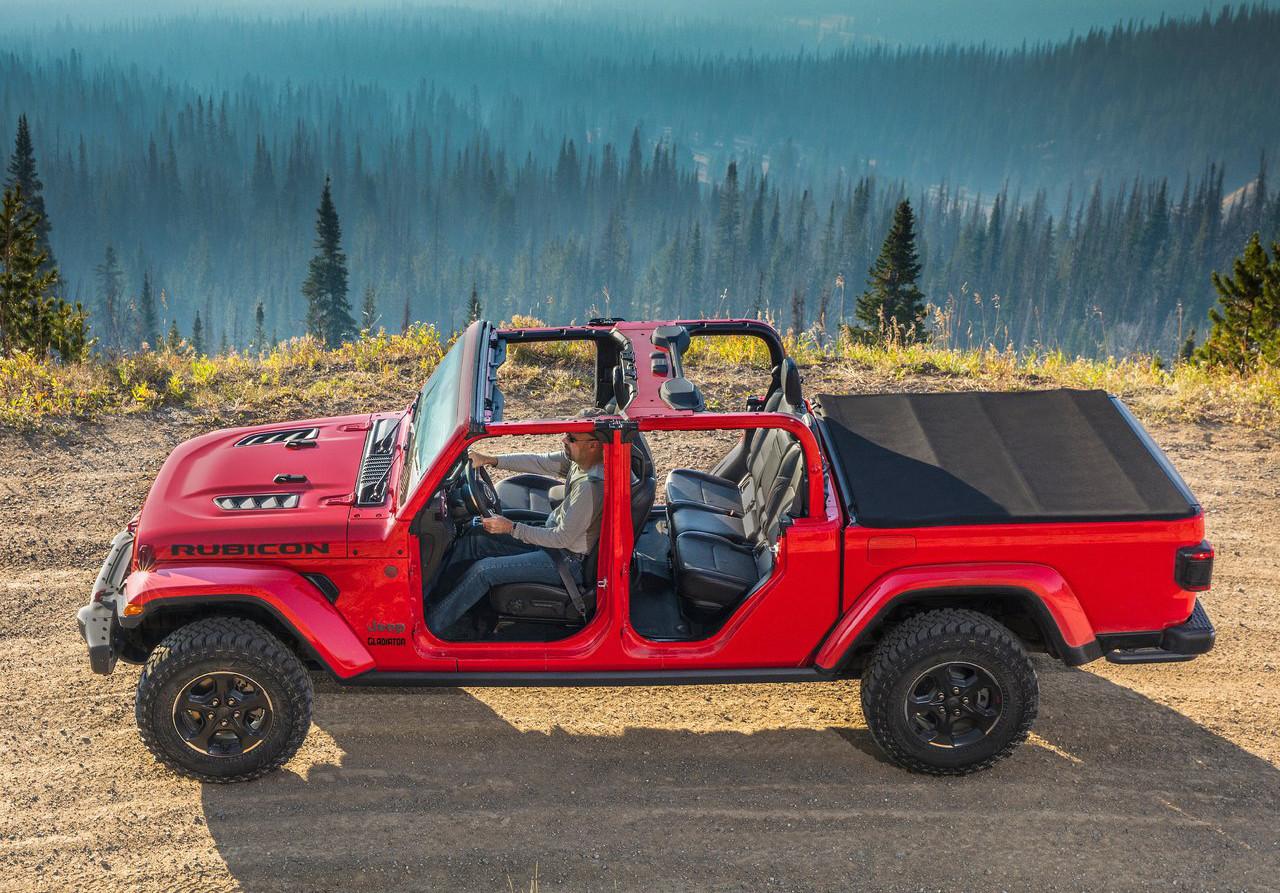 Foto de Jeep Gladiator 2020 (11/51)