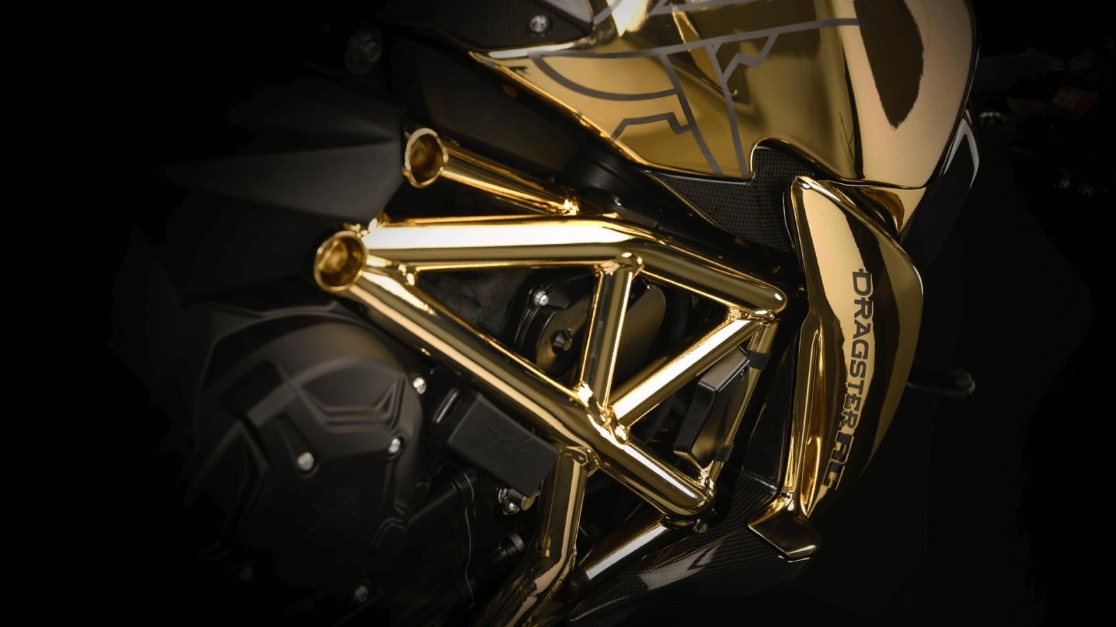 Foto de MV Agusta Dragster RC Shining Gold 2019 (7/14)