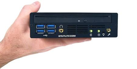 Stealth LPC-480 miniPC, máxima potencia en el menor espacio posible