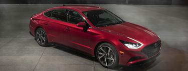 El Hyundai Sonata 2020 sube de nivel para ponérselo difícil Mazda 6