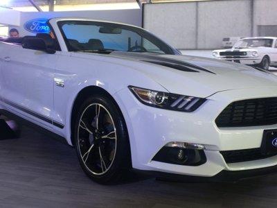 Ford Mustang California Special México, 47 años después resurge el nombre en una edición especial