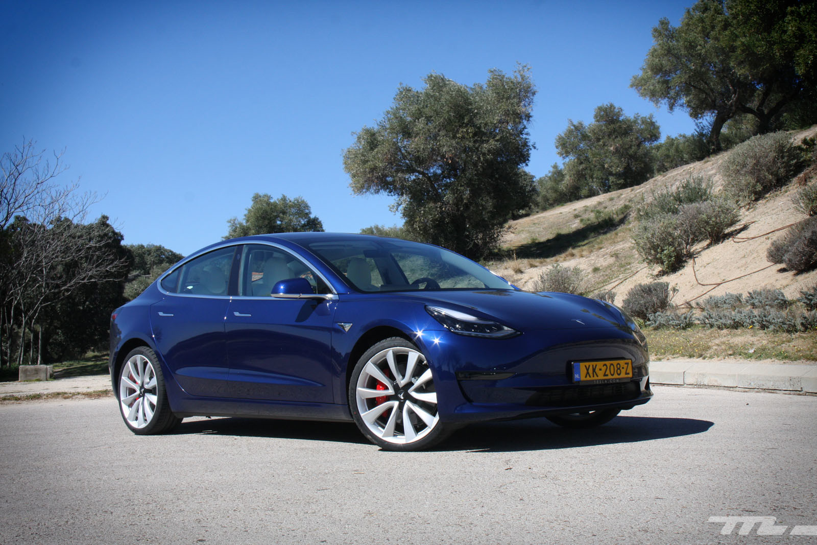 Foto de Tesla Model 3 Performance (prueba) (51/54)