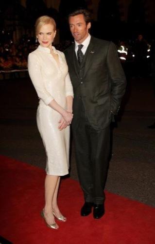 Nicole Kidman en la premiere de Australia en Londres