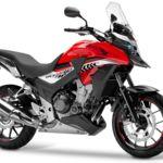 Honda actualiza su CB500X y NC750X de cara al 2016