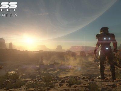 Mass Effect: Andromeda no está planeado, de momento, para Nintendo Switch