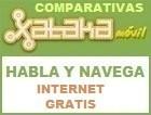 Comparativa tarifas Hablar y Navega con internet gratis