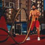 Un circuito de entrenamiento metabólico para hacer en el gimnasio