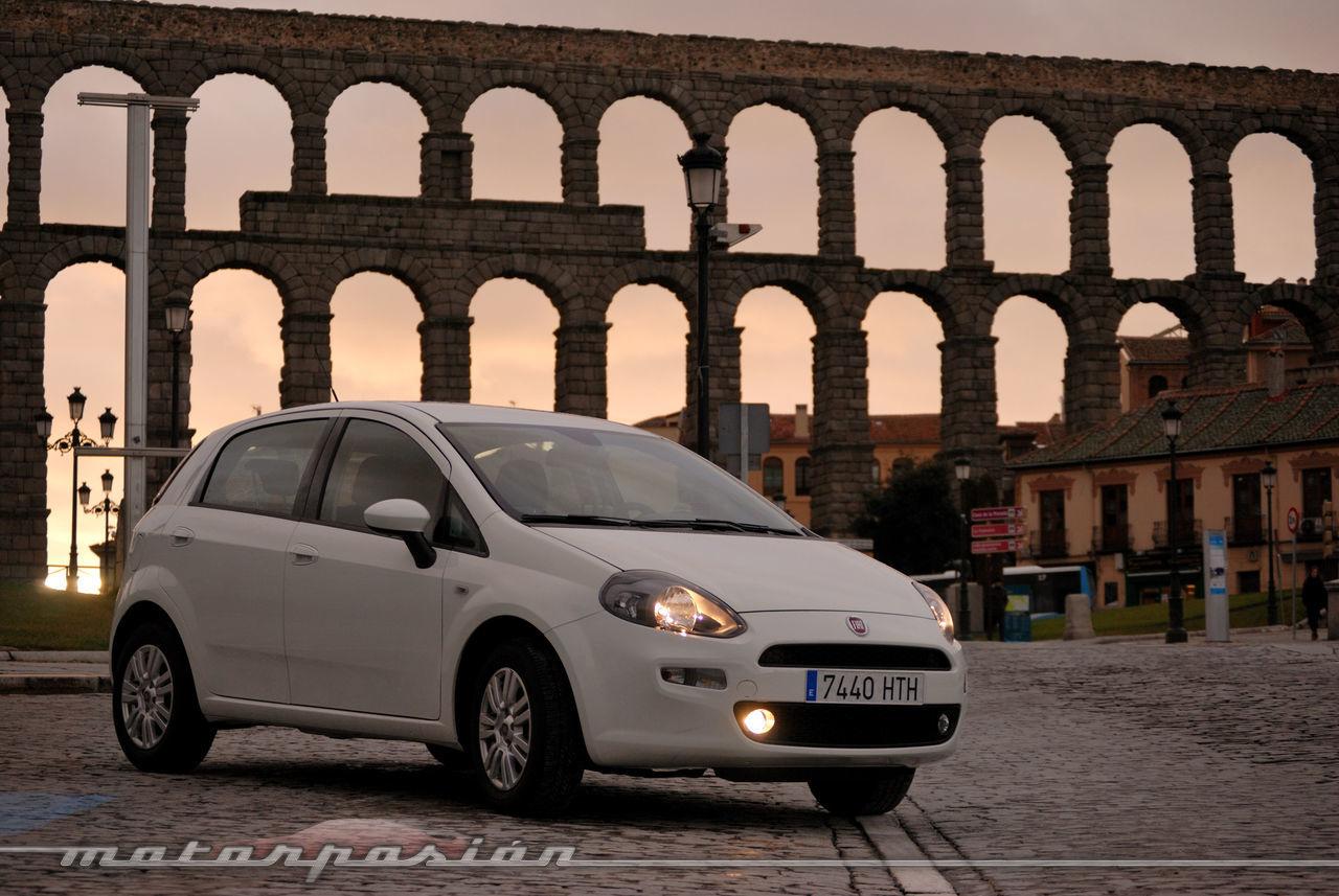 Foto de Fiat Punto 1.4 GLP (prueba) (37/70)
