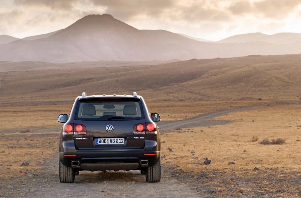 Foto de Volkswagen Touareg (16/22)