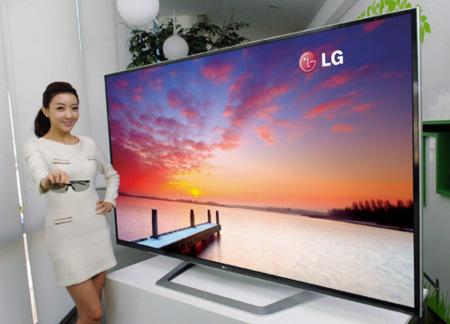 LG 84 4k