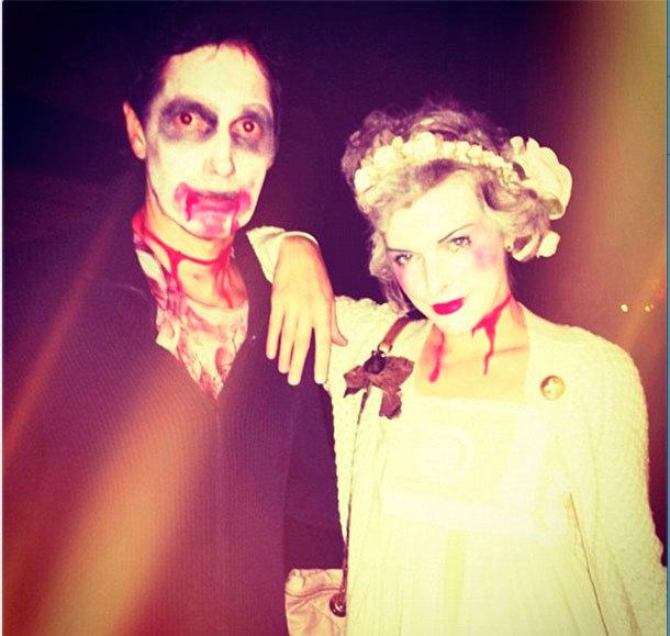 milla jovovich halloween