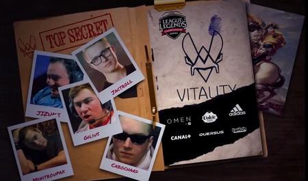 Un capítulo en su rivalidad: Vitality se queda con cuatro jugadores de Giants