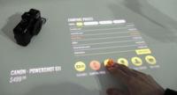 LuminAR, la bombilla que crea un interfaz de realidad aumentada
