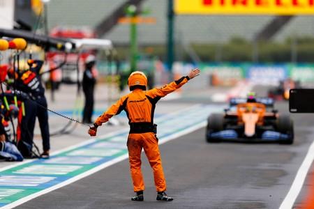 Norris Hungria F1 2020