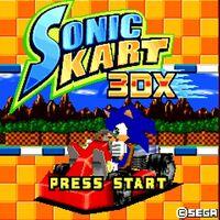 Una reliquia del pasado: así pilotaba el erizo azul de Sega en Sonic Kart 3DX, el título del 2005 para móviles en Japón