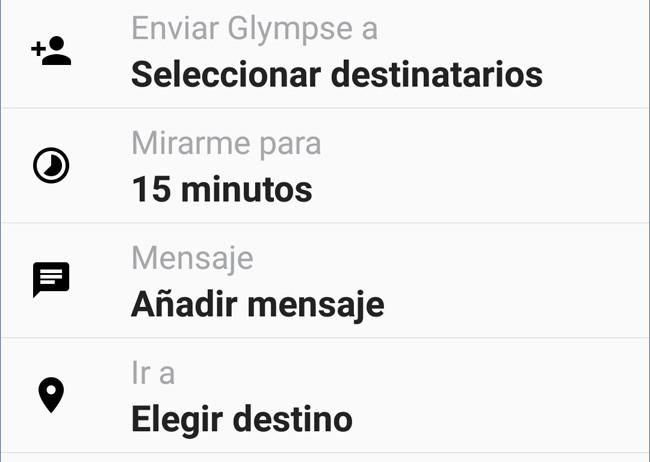 Glympse