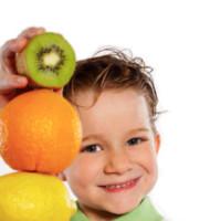 Frutas y verduras gratis en las escuelas