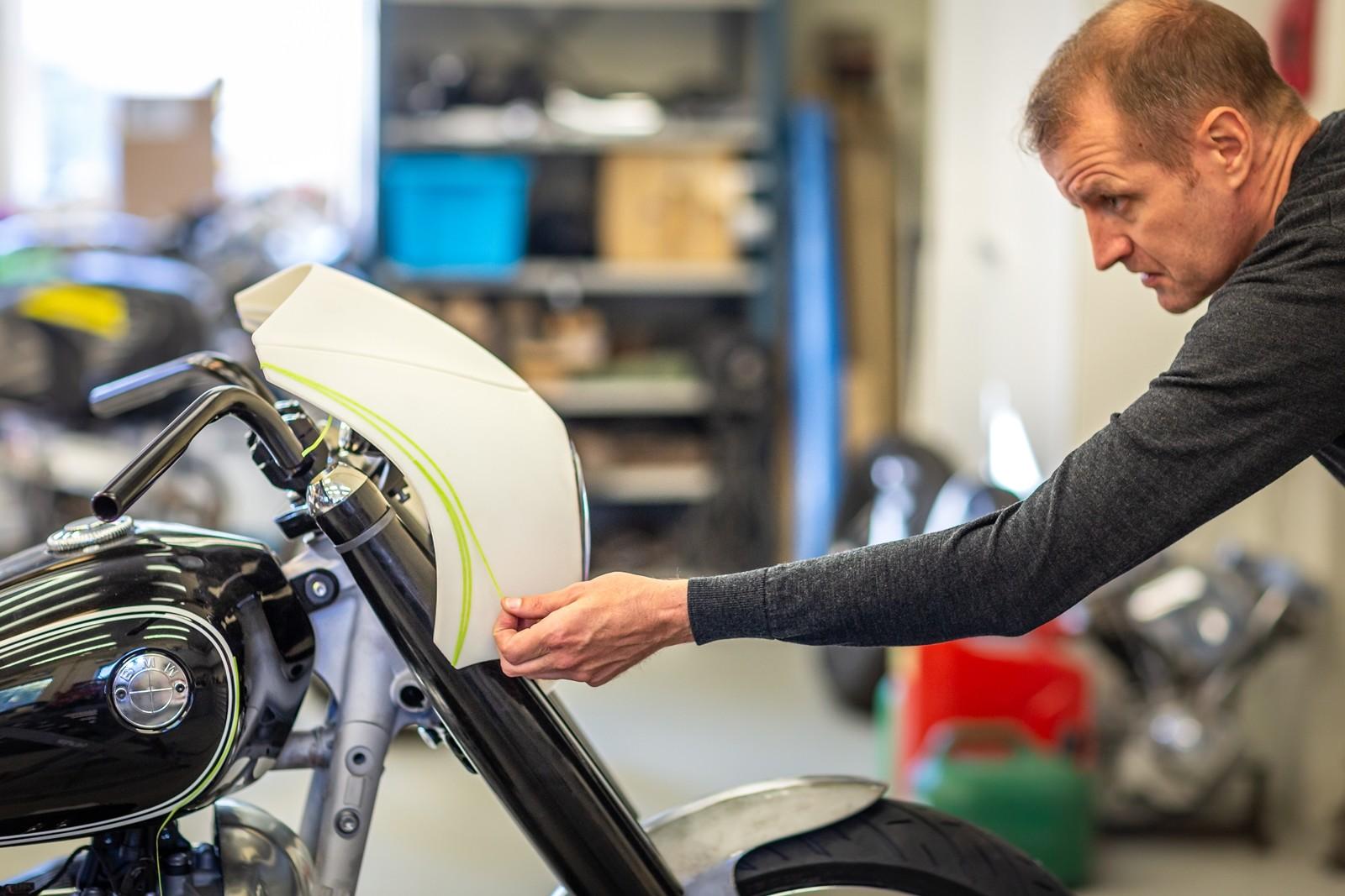 Foto de BMW Motorrad Concept R 18 /2 (31/39)