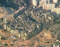 Kowloon: un armonioso estado de anarquía, corrupto, insalubre y muy aglomerado