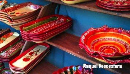 feria medieval ceramica cordobesa detalle