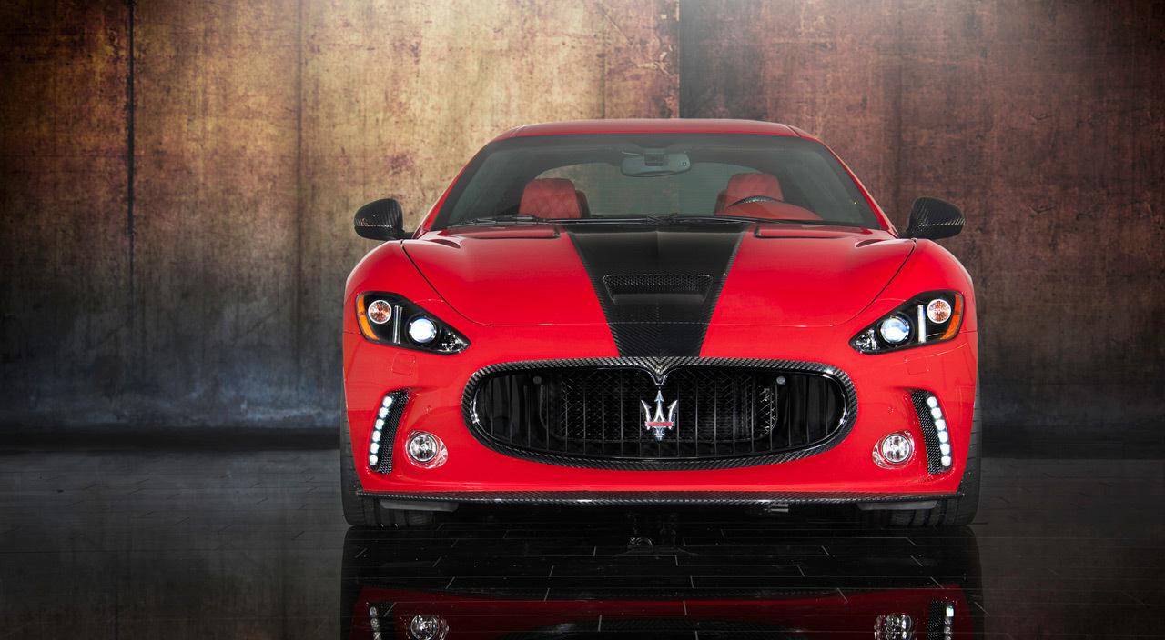 Foto de Mansoty Maserati GranTurismo (3/22)