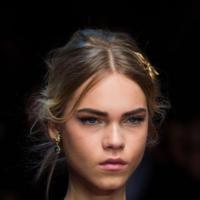 La nueva Cara Delevingne tiene nombre y apellido, ella es Line Brems