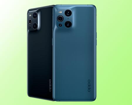 OPPO Find X3 Pro 5G: érase una vez un microscopio pegado a un móvil diseñado para destacar