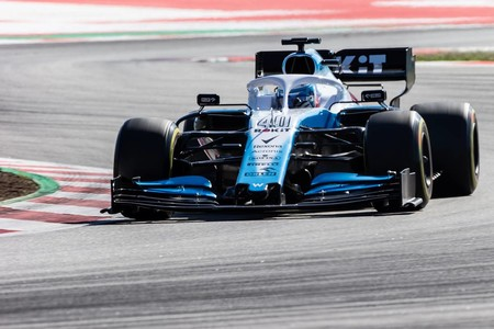 Latifi Williams F1 2019