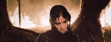 Billie Eilish arde como el Amazonas en el videoclip contra el cambio climático de 'All the good girls go to hell'
