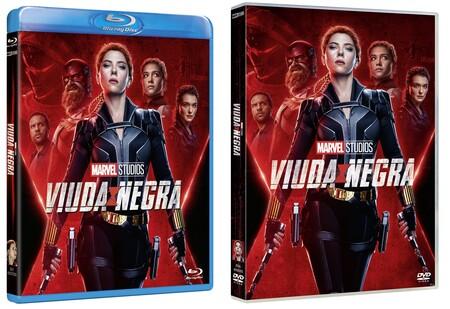 Viuda Negra Bluray Dvd